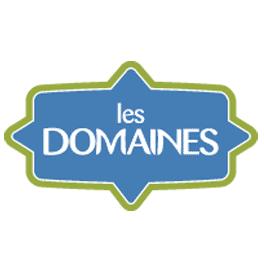 logo boutique les domaines