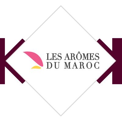 logo aromes du maroc