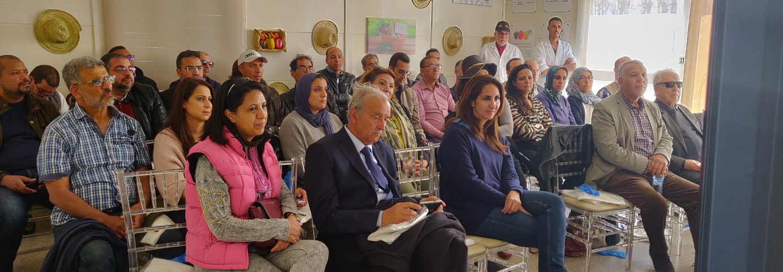 Les Domaines Agricoles font la promotion du BIO à Agadir